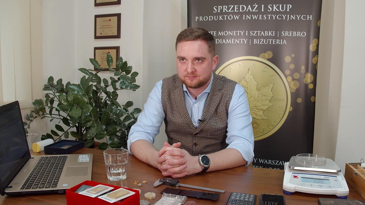Za każdym razem sprawdzaj złoto – te metody są proste i skuteczne! Jacek Jakubiuk